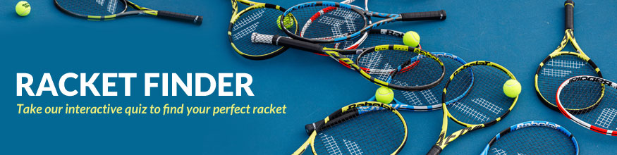 Babolat Tennis Racket Finder