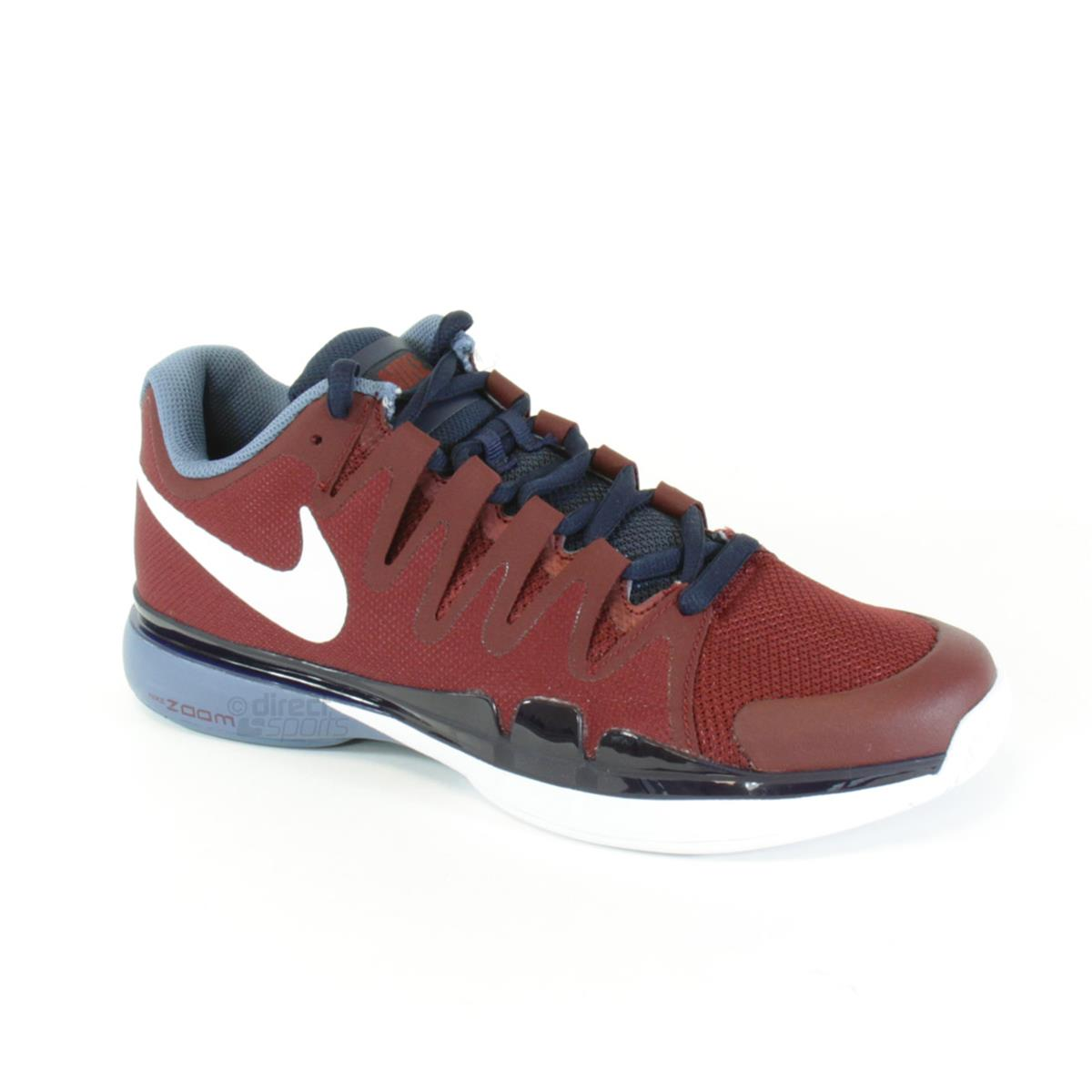 38a32ec3e87 Nike Zoom Vapor 9.5 Tour Mens Tennis Shoes (Team Red)