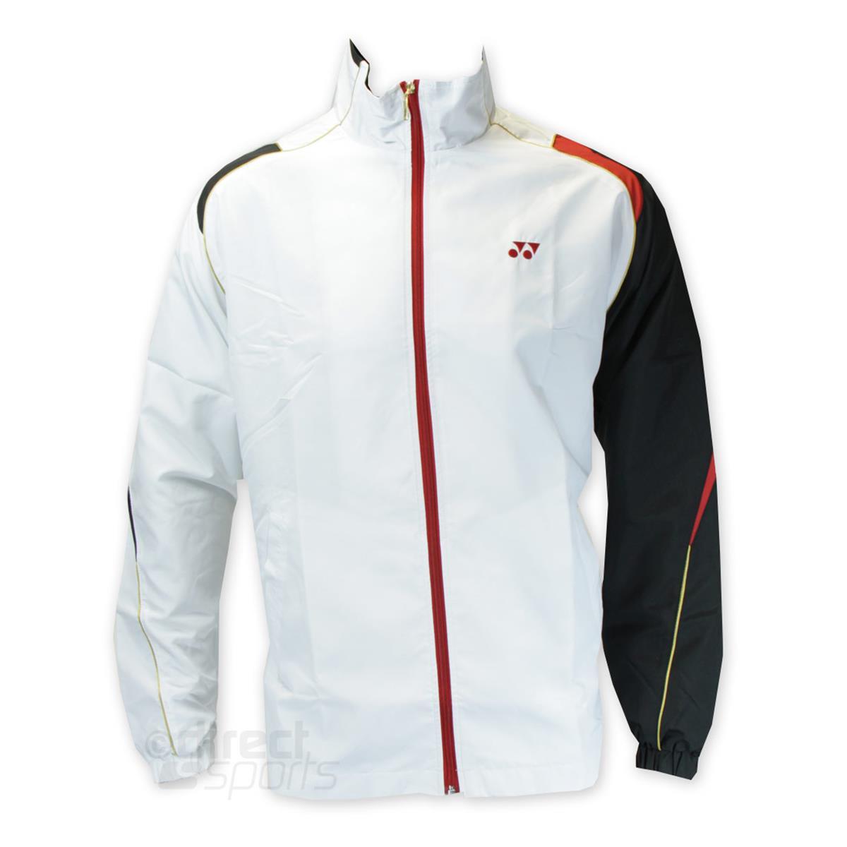 Yonex 52010ex Mens Warm Up Jacket Direct Tennis