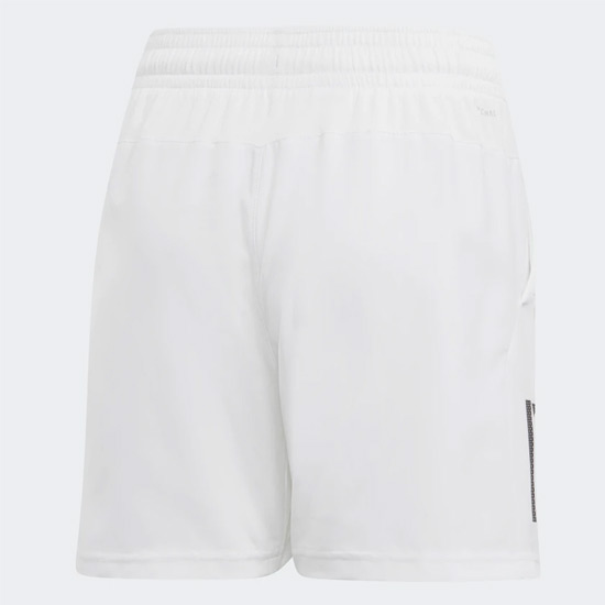 Adidas Boys 3 Stripe Club Shorts