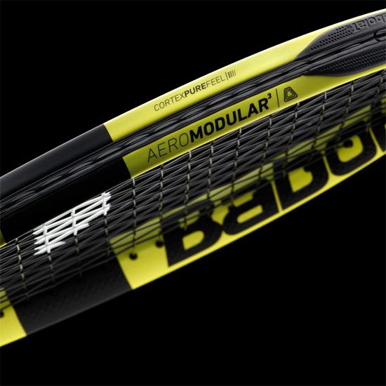 Babolat Pure Aero Junior 25 Tennis Racket