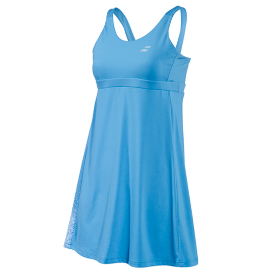 Babolat Performance Girls Dress (Horizon Blue)