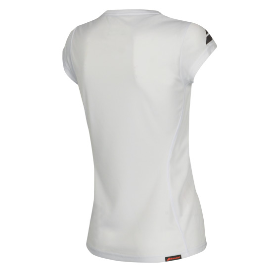Babolat Core Flag Girls Tee