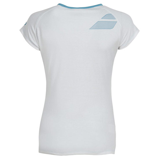 Babolat Match Training Girls T-Shirt (White)
