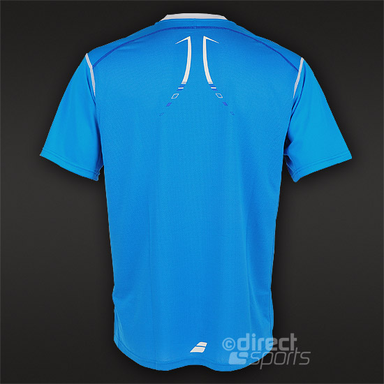 Babolat Match Performance Boys T-Shirt (Blue)