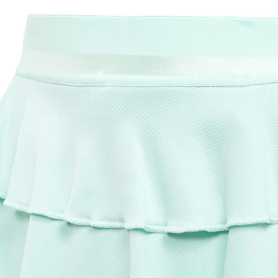 Adidas Frilly Girls Skirt (Clear Mint)