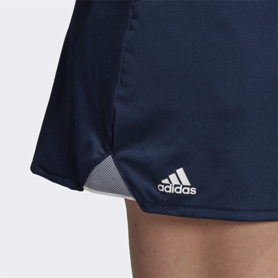Adidas Club Girls Skirt (Navy)