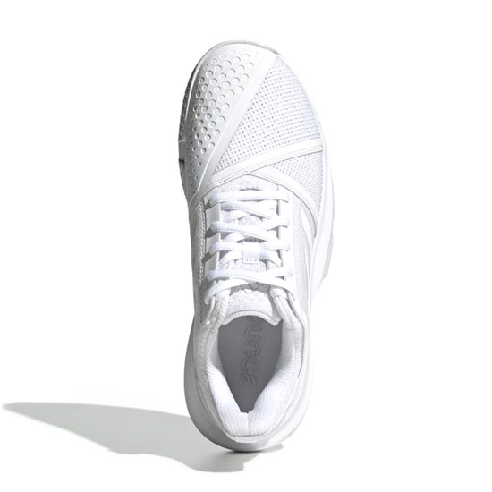 Adidas Court Jam Bounce Womens Tennis Shoes (White)