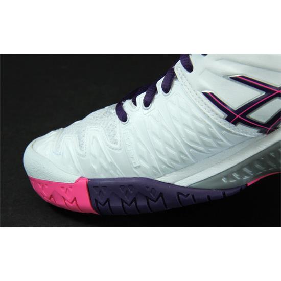Asics blanc) Gel Resolution 6 Chaussures de 6 tennis pour | femmes (Violet blanc) | a930a52 - www.sinetronindonesia.site