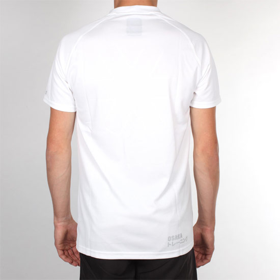 Osaka Mens Training Tee (White)