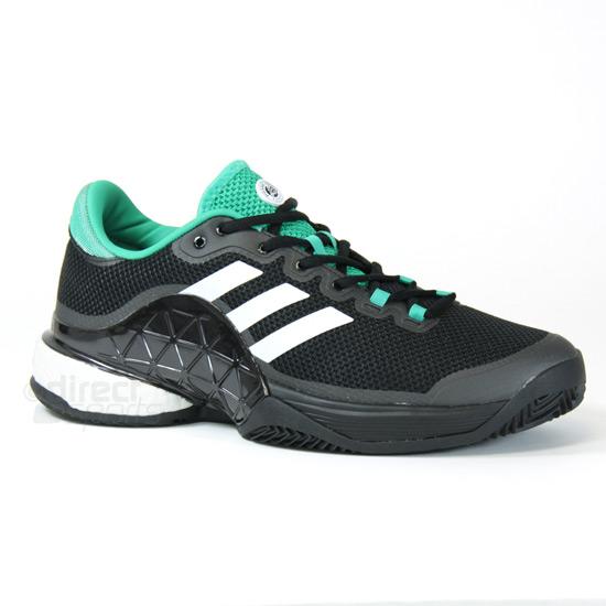 premium selection 971d6 00e69 Adidas Barricade 2017 Boost Clay Mens Tennis Shoes