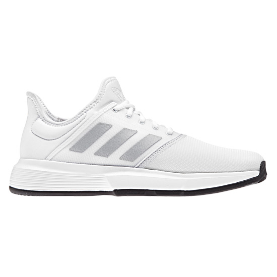official photos 9c025 a730a Adidas Gamecourt Mens Tennis Shoes