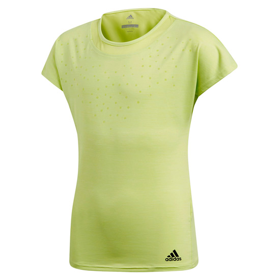 Adidas Girls Dotty Tee