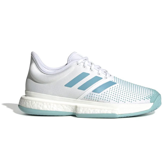 Adidas Solecourt Boost Parley Womens Tennis Shoes