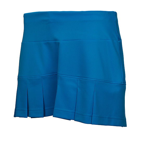 141bf5789c Babolat Core Womens Long Skirt (Drive Blue) | Direct Tennis