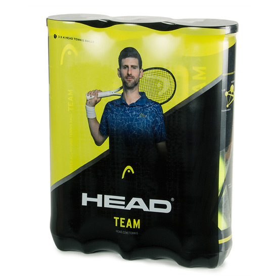 Head Team Tennis Balls