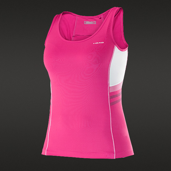Head Club G Girls Tank Top (Pink)
