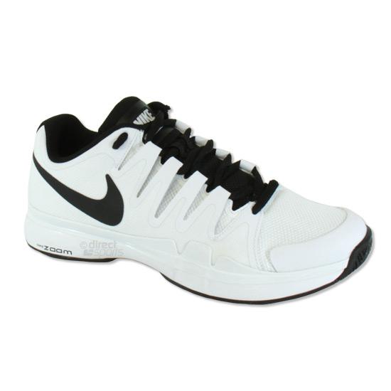 1ac2dc84d29 Nike Zoom Vapor 9.5 Tour Mens Tennis Shoes (White-Black)