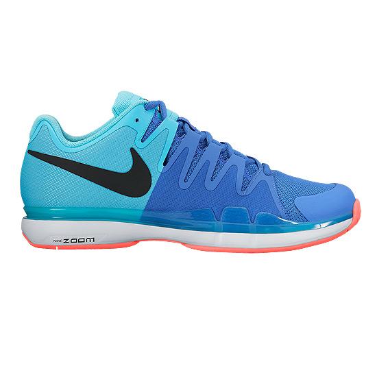 0cc440f92fba47 Nike Zoom Vapor 9.5 Tour Tennis Shoe (Blue)