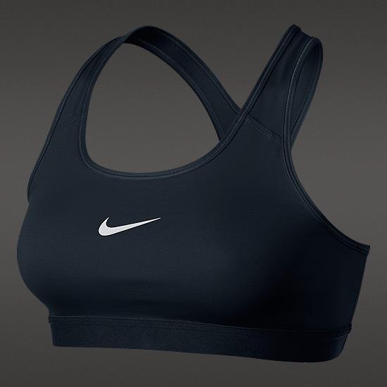 Nike Pro Classic Sports Bra (Black)  00ab5bb41