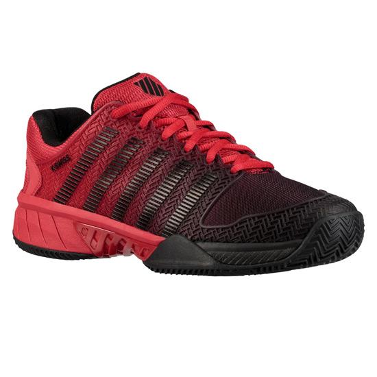 1f076b7210369 K-Swiss Hypercourt Express HB Mens Tennis Shoes (Lollipop-Black) | Direct  Tennis