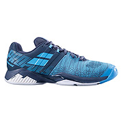 on sale 2ef0c a85cf Babolat Propulse Blast All Court Mens Tennis Shoes (Grey-Blue)