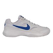 b29cc15e Nike Court Lite Mens Tennis Shoes (Vast Grey-Indigo Force)