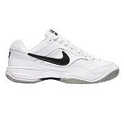 Nike Court Lite Mens Tennis Shoes (White) a2d547e34de