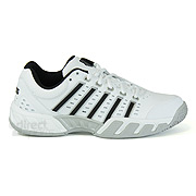 separation shoes 405b6 1ea36 K-Swiss Bigshot Light LTR Omni Mens Tennis Shoes
