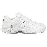 7284cf8d K-Swiss Defier RS Womens Tennis Shoes (White-High Rise)
