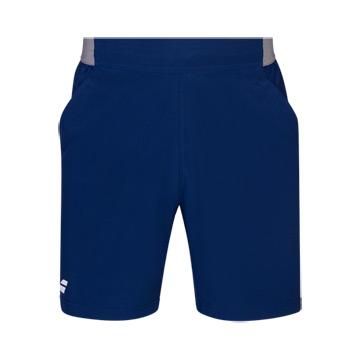 - S black Core 8 Inch mens tennis shorts Babolat