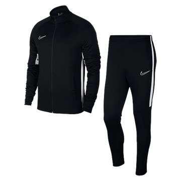 Nike Dry Academy Mens Tracksuit (Black-White)